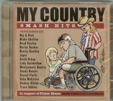 MY COUNTRY -  SMASH HITS - VARIOUS ARTISTS - CD - NEW