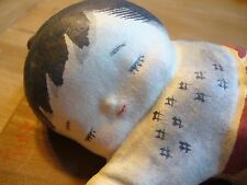 Sleeping Ceramic Porcelain  Asian Baby Child Chinese or Japanese