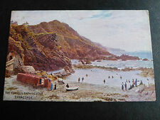 ARQ259 - The TUNNELS BATHING COVE, ILFRACOMBE - A R Quinton #937 POSTCARD
