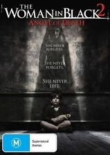 The Woman In Black 2 - Angel Of Death (Dvd) Drama, Horror, Thriller