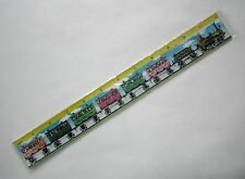 vintage lenticular flicker flasher ruler trains w spinning wheels multiplication