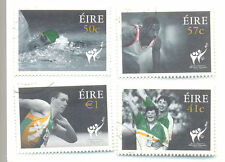 Ireland-Special Olympics set of 4 fine used(1585/8)