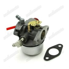 Carburetor For Tecumseh Engine Carb 20370 TORO 6.5HP GTS 22IN Recycler LawnMower