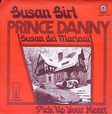 7inch PRINCE DANNY susan girl HOLLAND NEAR MINT PINK ELEPHANT RARE