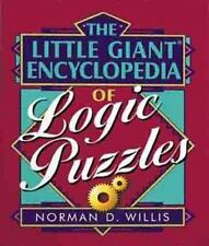 The Little Giant Encyclopedia of Logic Puzzles