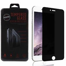 "Privacy Anti-Spy Real tempered Glass Screen Protector Shield for 4.7"" iphone 6"