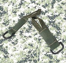 Zahal - Pair of Tactical Sling Adapters - Single / Double Point (OD Green)