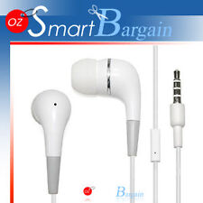 Stereo In-Ear Earphones Headset For iPod Touch 4G + MIC