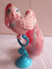 Fairy Tails Tickle Bird Figure Hasbro My Little Pony 80's