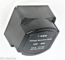 Batterie Trennrelais 12V 60A Batteriewächter Batterietrennschalter Relais