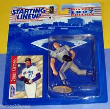 1997 extended ROGER CLEMENS Toronto Blue Jays - low s/h - Starting Lineup
