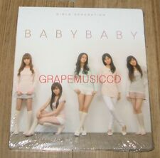 GIRLS' GENERATION SNSD Baby Baby 1ST Album REPACKAGE K-POP CD SEALED