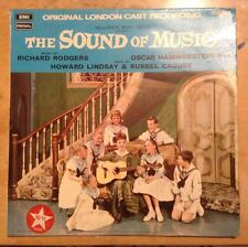 Original London Cast Recording Of THE SOUND OF MUSIC 1961