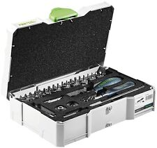 "Festool Ratchet set 1/4""-CE RA-Set 37 497881 FREE FIRST CLASS DELIVERY"
