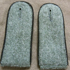 WWII GERMAN HEER ARMY EM PIONEER ENGINER M40 M42 TUNIC SHOULDER BOARDS-PAIR