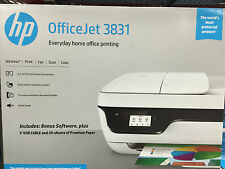 New HP OfficeJet 3831(5740) Printer/copier/scanner-wireless-Fax-Mobile Printing