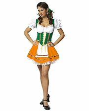 Sexy Beer Garden Girl Costume (Size X-Small)  Theater Costumes German Wench