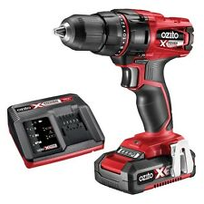 Ozito Power X Change 18V Compact Drill Driver Kit