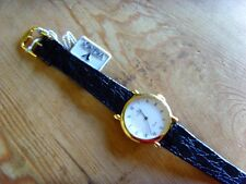 Nuevo - Reloj Watch Montre VICEROY Gold Plated Steel Quartz - New
