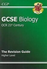 GCSE Biology 21st Century Revision Guide,GOOD Book