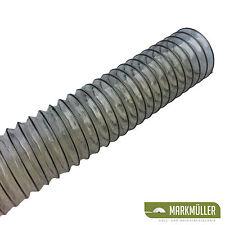 Holzmann QUALITÄTS - Absaugschlauch 80mm mit Metallspirale Schlauch f. Absaugung