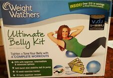 WEIGHT WATCHERS, ULTIMATE BELLY KIT, 01132612478
