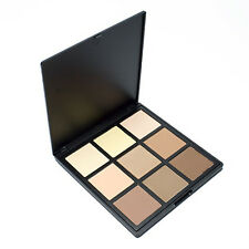 Free fast shipping Morphe 9C - 9 Color Highlight/Contour Palette - Powder