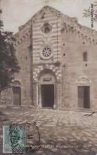# LA SPEZIA - CHIESA DI PORTOVENERE - fotocart. n. 2947   1911