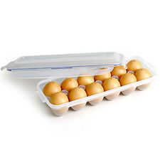 Lock&Lock EGG Container Holder Box Refrigerator Storage Tray for 12 eggs HPL954