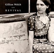 Revival by Gillian Welch (CD, Apr-1996, Almo Sounds)