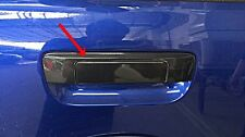 HANDLE COVER TRIM TAIL GATE FOR FORD RANGER 2016 INSTALL WITH TAPE GLUE 3M