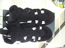 SUBLIMES SPARTIATES REPETTO NOIRES SOLD OUT 41/REPETTO'S GLADIATOR 41 9,5 US