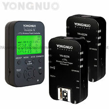 Yongnuo YN-622N-TX + YN-622N Trasceiver Wireless TTL Flash Controller for Nikon
