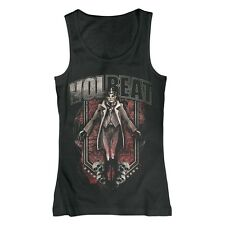 VOLBEAT - King & Skulls - Girlie Top Girl Woman Damen Shirt - Größe Size L