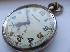 Vintage Jaeger-LeCoultre army pocket watch gstp 239836.
