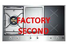 Bertazzoni 90CM Cooktop Gas,Electric Griddle and Induction PM361IGX Factory 2nd