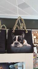 Superbe sac cabas modèle BOULEDOGUE FRANCAIS FRENCH BULLDOG dernière pièce dispo