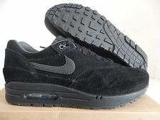 NIKE AIR MAX 1 PRM PREMIUM BLACK-ANTHRACITE-ANTHRACITE SZ 9.5 [512033-011]