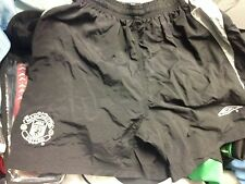 MANCHESTER UNITED AWAY SHORTS  1997/8 SMALL MENS 30/32 AT £8 ALL SIZES