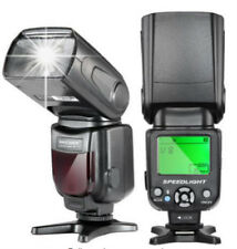 NW-561 LCD Display Speedlite Flash for Canon & Nikon DSLR Cameras