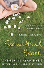 Second Hand Heart Catherine Ryan Hyde Very Good Book
