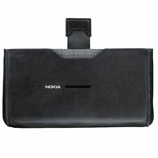 Nokia E7,C7 Slip-in Pouch in Black Original. Brand New & Sealed in Original pack