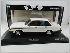 Volvo 240 GL* in weiss * Limitiert auf 504 Stück * Minichamps *1:18 * OVP * NEU