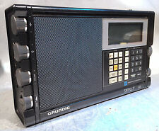 Grundig satellit 500 mundo destinatarios World Receiver