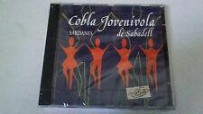 """COBLA JOVENIVOLA DE SABADELL """"SARDANES"""" CD 12 TRACKS PRECINTADO"""
