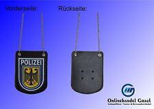 Abzeichenhalter für Mützenstern/Klettabzeichen zum Umhängen