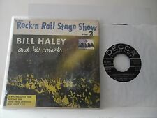 BILL HALEY & HIS COMETS - VOL.2 - 45 EP WITH COVER - DECCA RECORDS 45ED 2417