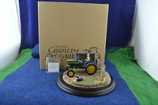 Tractor Country Arists Country Legacy John Deere 1020 Ever Watchful 04438 RD7086