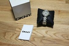 DKNY NY8501 TWO TONE CLASSIC STAINLESS WOMEN'S WATCH