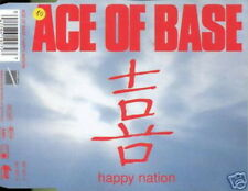ACE OF BASE MAXI CD GERMANY HAPPY NATION